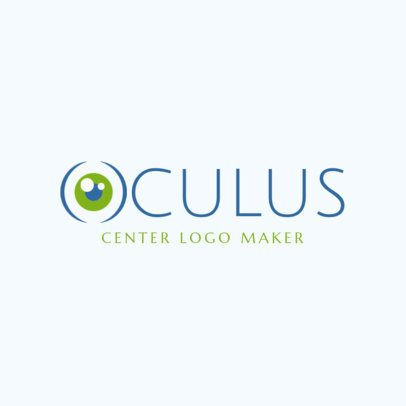 Logo Generator for Ophthalmology 1496a