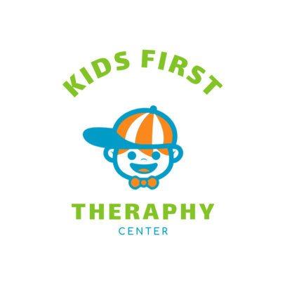 Children's Therapy Online Logo Maker 1532c
