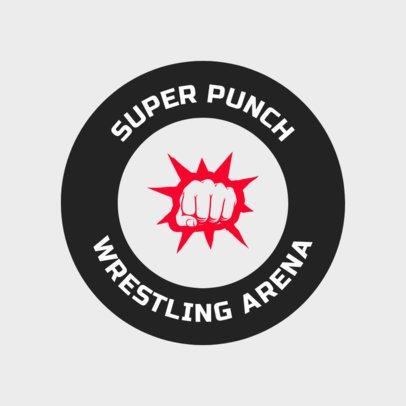 Wrestling Logo Generator 1537b
