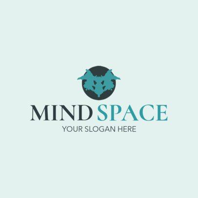 Simple Therapist Logo Generator 1524