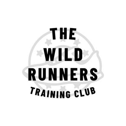 Running Logo Template for Training Clubs 1542c