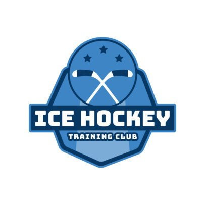 Hockey Logo Maker 1562