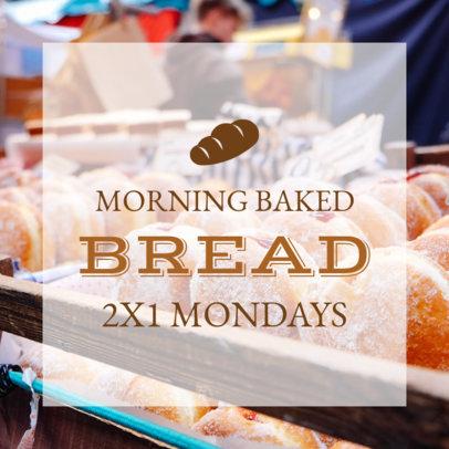 Minimalistic Bakery Banner Maker 382d