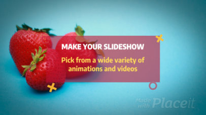 Slideshow Video Maker for a Business and Sales 410