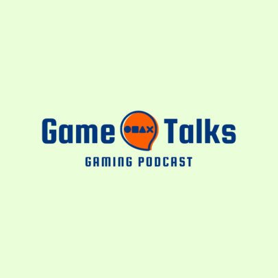 Gaming Logo Maker for Gaming Podcasts 1637a
