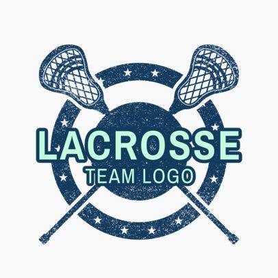 Lacrosse Team Logo Generator 1590e