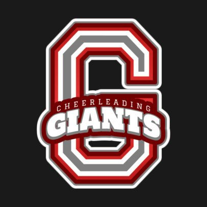 Cheer Logo Generator for Cheerleading Squad 1597e