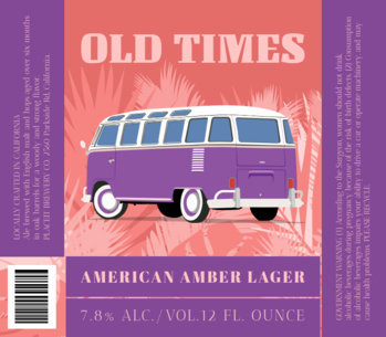 Retro Beer Label Maker 762c