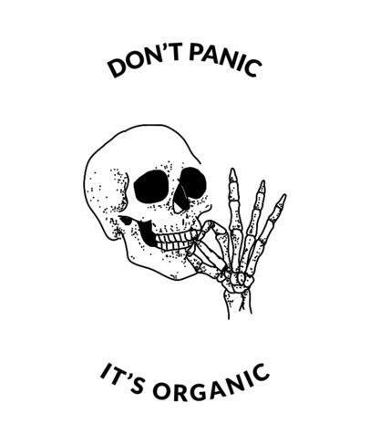 Marijuana T-Shirt Design Maker with Skulls Graphics 1058