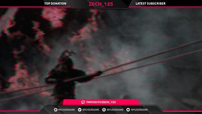 Twitch Overlay Maker for Livestream Twitch Accounts 1065