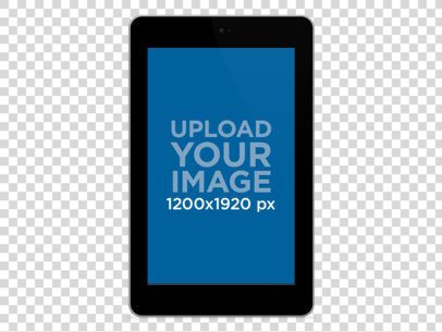 Google Nexus 7 White Background