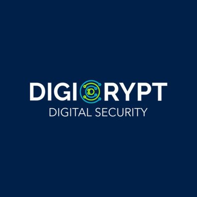 Cyber Security Logo Design Template 1789