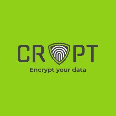 Cyber Security Company Logo Maker 1789e