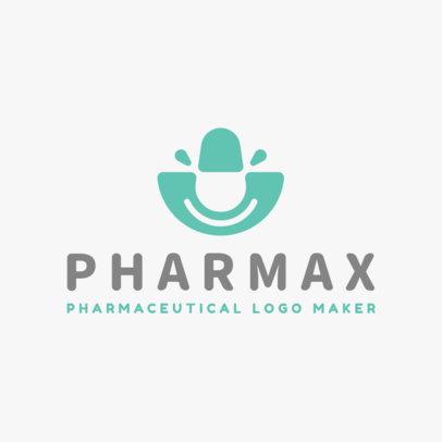 Pharmaceutical Company Logo Maker 1856c