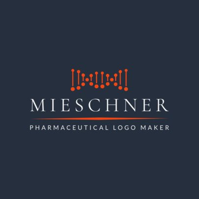 Logo Generator with DNA Clip Art 1856d