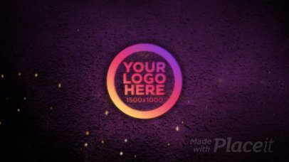 Intro Maker for a Cool Gamer Logo Reveal 1213
