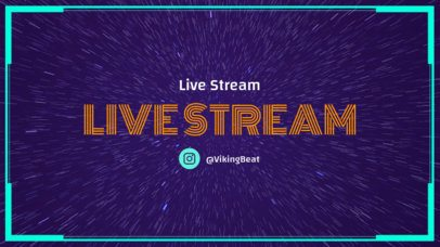 Cool Twitch Overlay Maker for Live Accounts 1222e