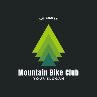 Mountain Bike Club Logo Generator 1547f
