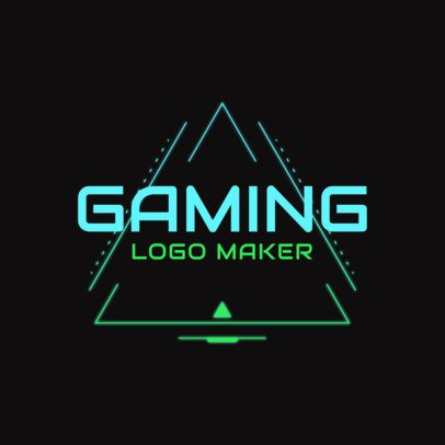 Gaming Logo Maker with a Futuristic Style 2479
