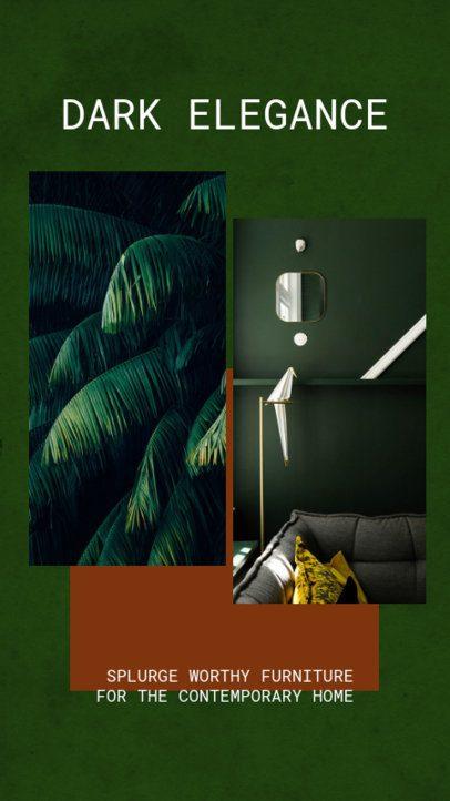 Elegant Interior Design Instagram Story Maker 951b
