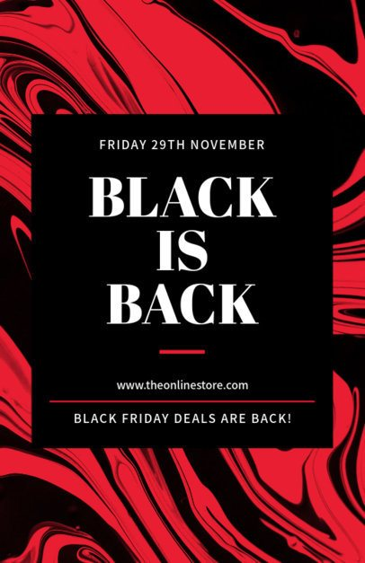 Black Friday Flyer Generator for Limited-Time Special Deals 238i 1785c