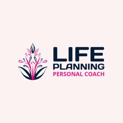 Abstract Logo Maker for a Life Coach 2551a