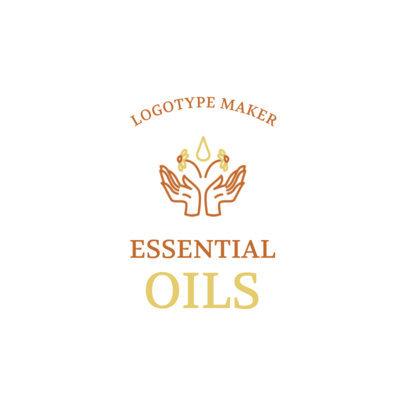 Logo Generator for an Essential Oils Brand 2580g