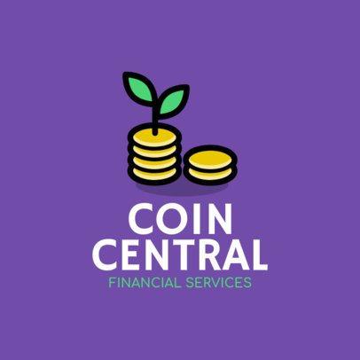 Financial Logo Generator for Investment Companies 1203f 60-el