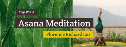 Facebook Cover Maker for Yoga and Meditation Pages 1976f