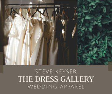 Wedding-Themed Facebook Post Maker for a Dress Gallery 2007d