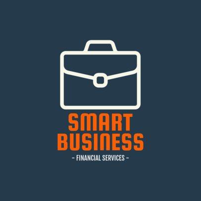 Modern Logo Creator for a Financial Services Company 1203i 209-el