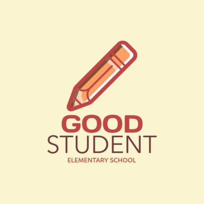Simple Logo Creator for an Elementary School 234e-el