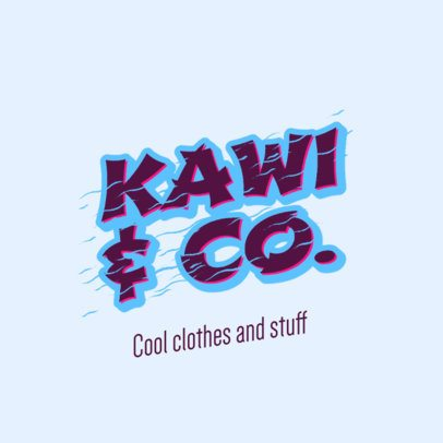 Streetwear Logo Maker with a Cool Asian Style 2752f