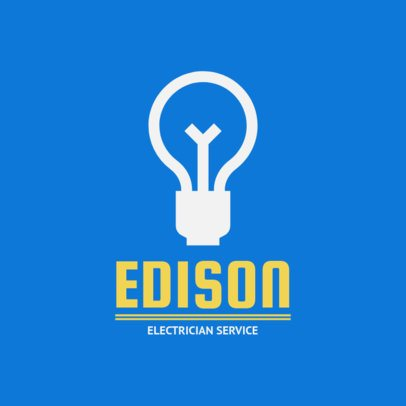 Logo Creator for an Electrical Services Company 1473f 239-el
