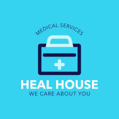 Online Logo Maker for a Medical Services Company 247-el