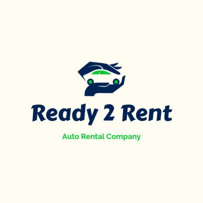Online Logo Creator for Car Rentals 2774d
