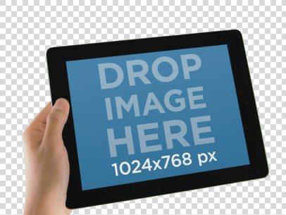 iPad Landscape Blender
