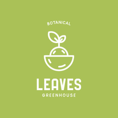 Online Logo Maker for a Store of Organic Products 414b-el1