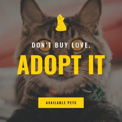 Online Banner Maker for a Pet Shelter 2152