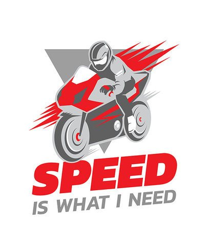 T-Shirt Design Maker Featuring Bikers Illustrations 2133