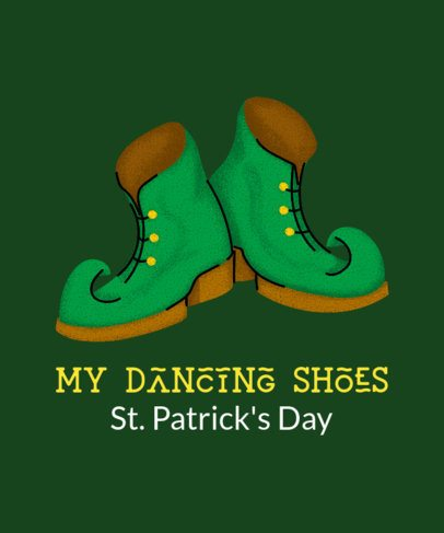 Party T-Shirt Maker for Saint Patrick's Day 2167f