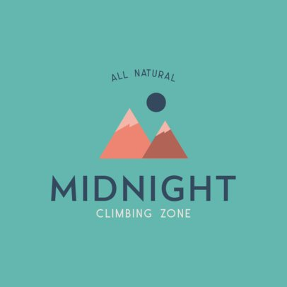 Logo Generator for Climbing Enthusiasts 817-el1