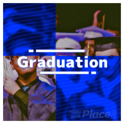 Instagram Video Maker for Graduation Offers With Animated Transitions 904b 1843