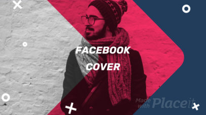 Facebook Cover Video Maker with Modern Arrow Animations 1551