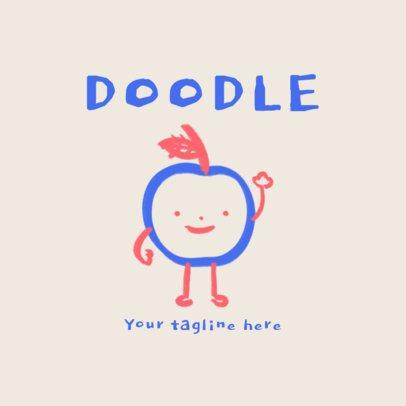 Online Logo Maker Featuring Cute Doodles 3116