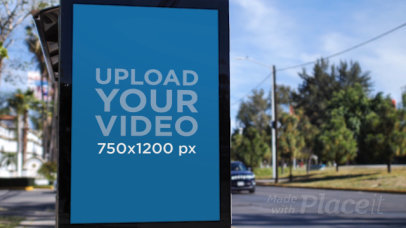 Video of a MUPI Placed Next to an Avenue 32977