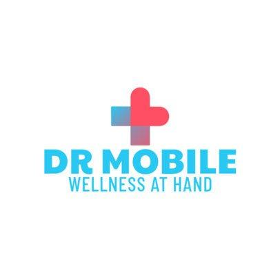 Medical Logo Creator for Home Visits Company 3211j