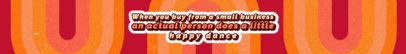 Etsy Cover Generator Featuring a Happy Quote 2541c