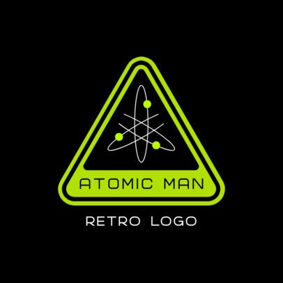 Logo Generator Featuring Astronomy Illustrations Inspired by NASA 3451h