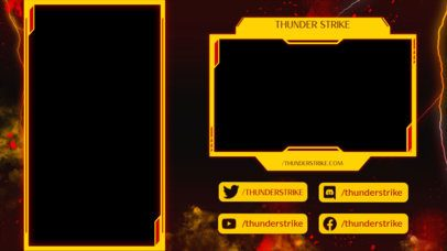 Twitch Overlay Maker for Vertical Games 2729